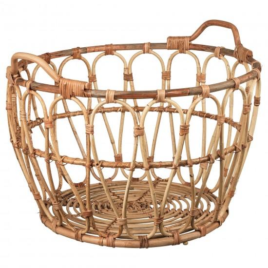 Košík ratanový