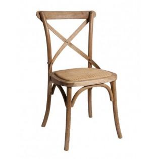Crossback stolička