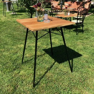 Stand by stôl (dubový)