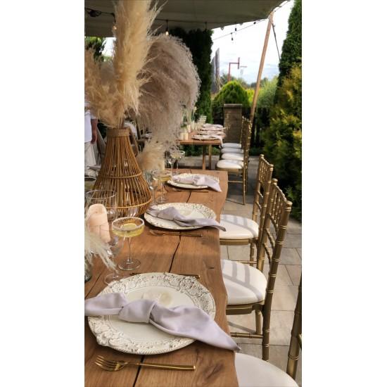 Rustic stôl (dubový)